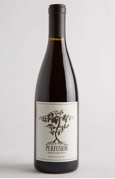 Perfusion Vineyard San Francisco Bay 2014 Pinot Noir