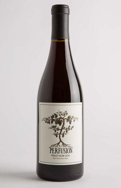 Perfusion Vineyard San Francisco Bay 2016 Pinot Noir
